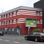 Frankfurterstraße - Nach dem Anstrich